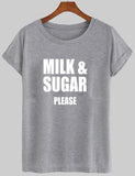 MILK & SUGAR T shirt
