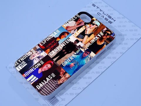 Magcon Boys Born Year Phone case iPhone case Samsung Galaxy Case