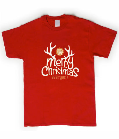 Merry Christmas Everyone T Shirt