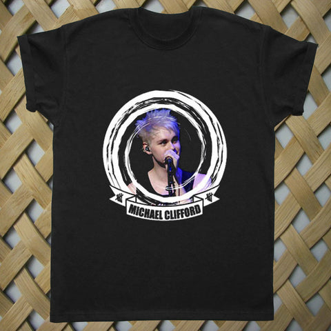 Michael Clifford 5 Seconds Of Summer Album Cover Tshirt