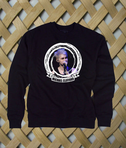 Michael Clifford 5 Sos Album Cover sweatshirt