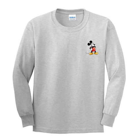 Mickey Mouse  long sleeve
