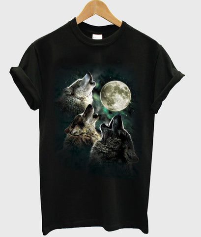 Moon Wolves tshirt
