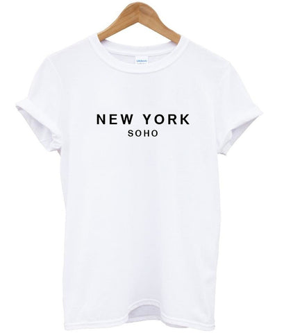 New York Soho tshirt