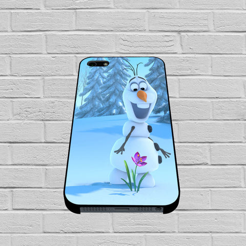 Olaf Frozen case of iPhone case,Samsung Galaxy