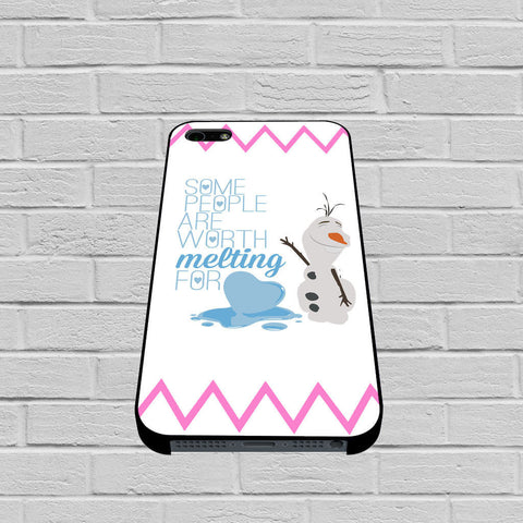 Olaf Love Quote case of iPhone case,Samsung Galaxy