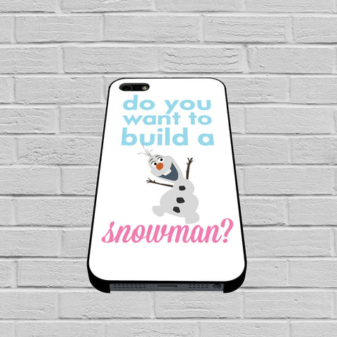 Olaf Quote Frozen case of iPhone case,Samsung Galaxy