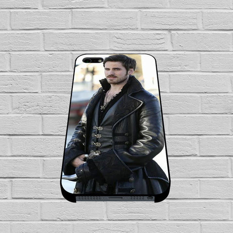 Once Upon A Time Captian Hook Believe case of iPhone case,Samsung Galaxy