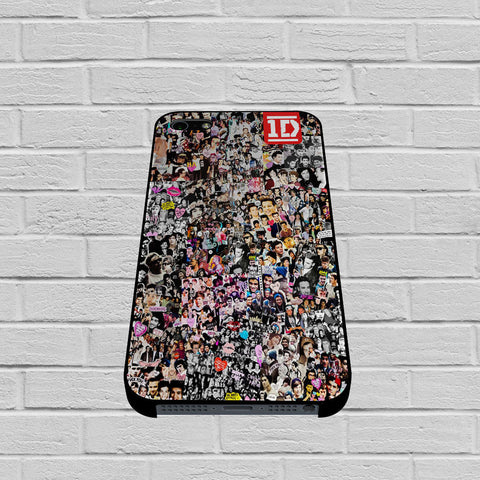 One Direction Collage Art case of iPhone case,Samsung Galaxy