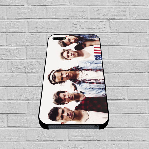 One Direction Cool Photo Magazine case of iPhone case,Samsung Galaxy