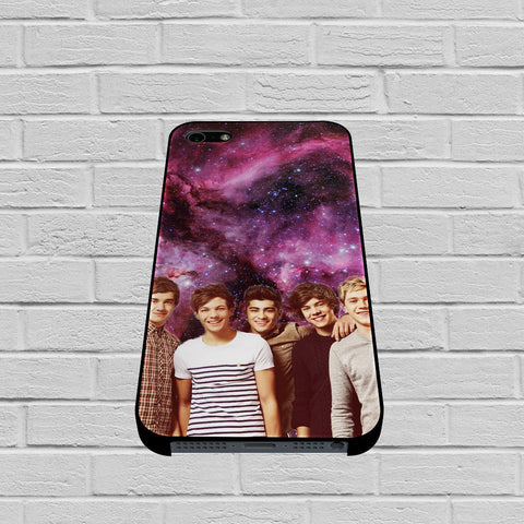 One Direction Galaxy Nebula case of iPhone case,Samsung Galaxy