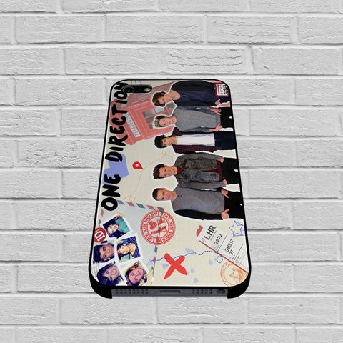 One Direction Letter case of iPhone case,Samsung Galaxy