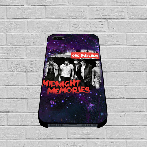 One Direction Midnight Memories Nebula Design case of iPhone case,Samsung Galaxy