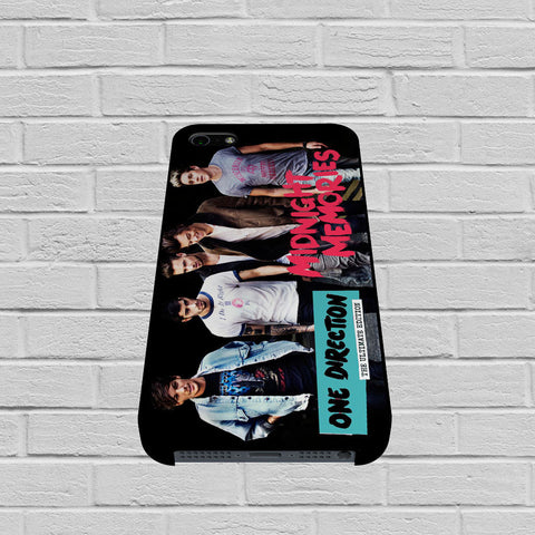 One Direction Midnight Memories case of iPhone case,Samsung Galaxy