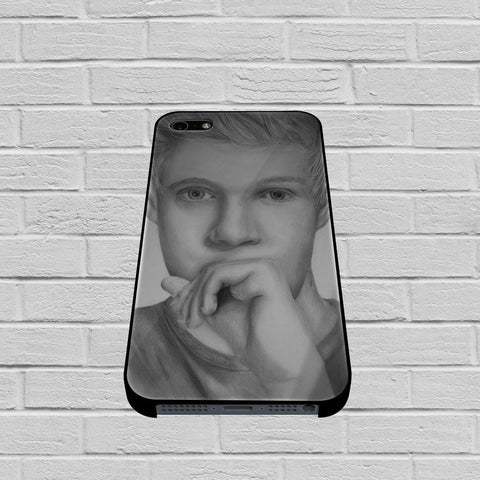 One Direction Niall Horan case of iPhone case,Samsung Galaxy