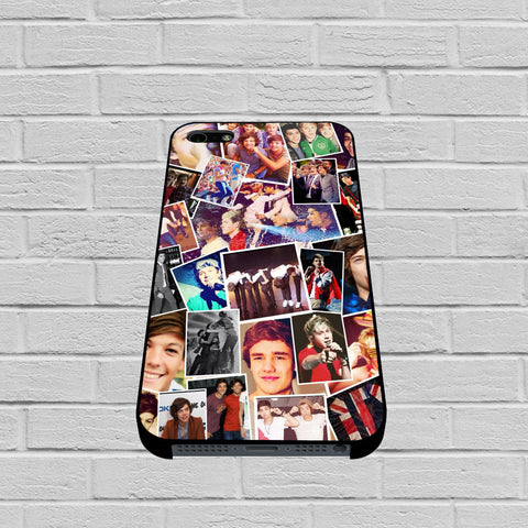 One Direction Polaroids case of iPhone case,Samsung Galaxy