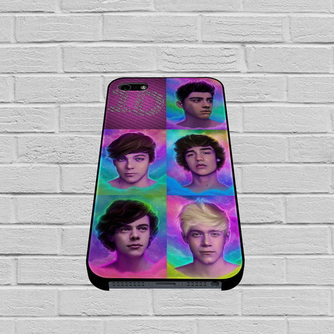 One Direction case4 of iPhone case,Samsung Galaxy