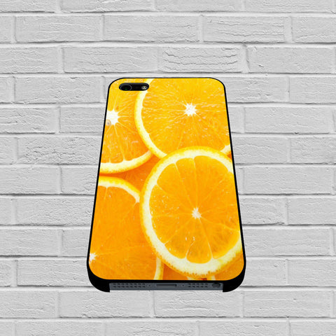 Orange Slices case of iPhone case,Samsung Galaxy
