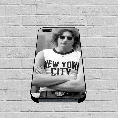 Original John Lennon Nyc case of iPhone case,Samsung Galaxy