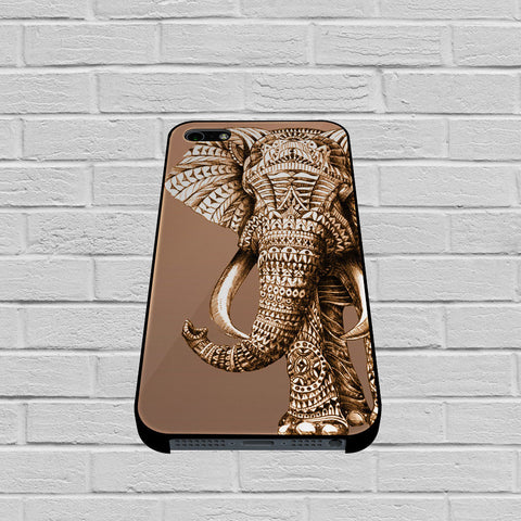Ornate Elephant case of iPhone case,Samsung Galaxy
