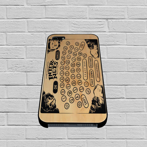 Ouija Board Steampunk Internet case of iPhone case,Samsung Galaxy