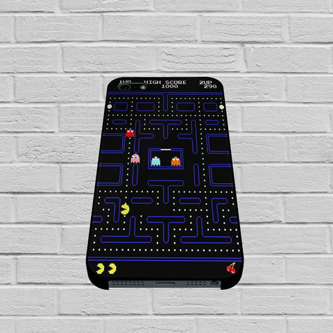 Pac-Man Game case of iPhone case,Samsung Galaxy