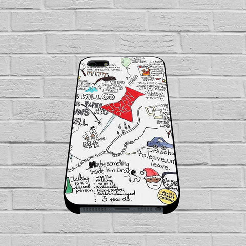 Paper Towns John Green case of iPhone case,Samsung Galaxy