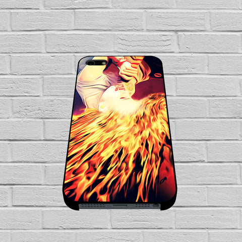 Paramore Hayley Williams Flaming Hair case of iPhone case,Samsung Galaxy