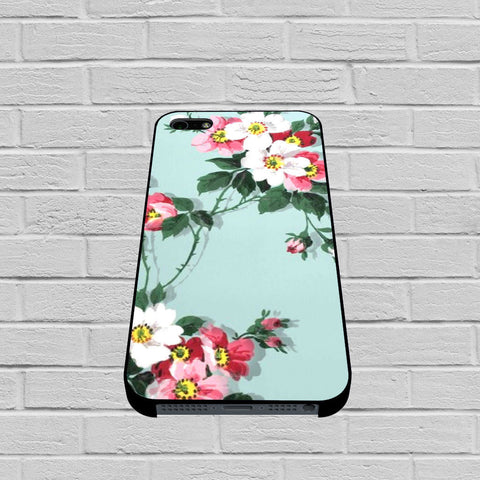 Pastel Floral case of iPhone case,Samsung Galaxy