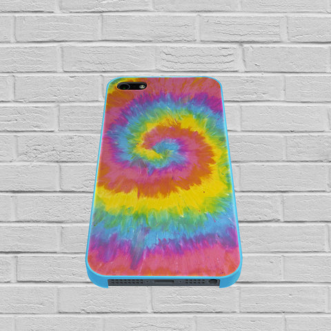 Pastel Rainbow Tie-Dye case of iPhone case,Samsung Galaxy