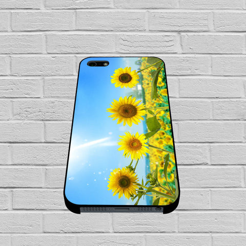 Pattern Sun Flower case of iPhone case,Samsung Galaxy