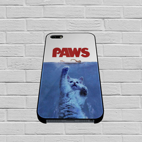 Paws Jaws case of iPhone case,Samsung Galaxy