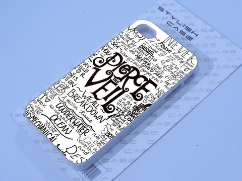 Pierce The Veil Lyric Quote Phone case iPhone case Samsung Galaxy Case