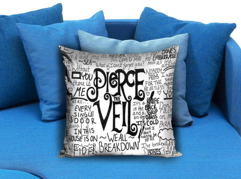 Pierce The Veil Pillow case
