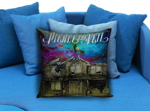 Pierce the veil cool cover galaxy Pillow case