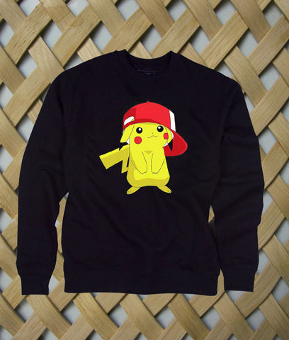 Pikachu birthday sweatshirt