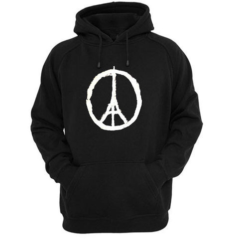 Pray for Paris Peace for Paris Hoodie