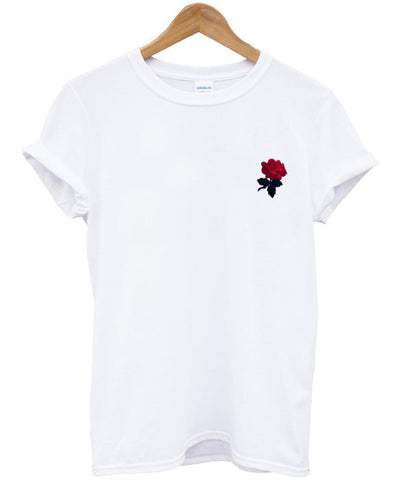 Red Rose T Shirt