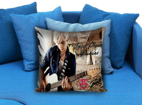 Ross Lynch Austin And Ally Music Pillow case