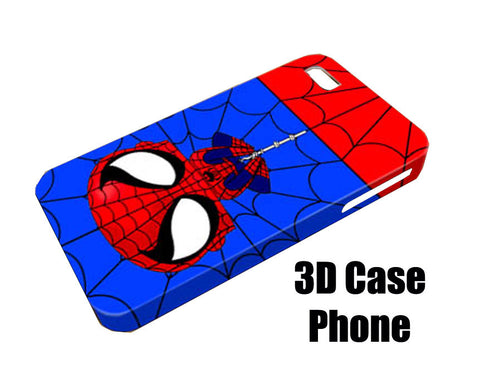 Spiderman minion Design 3D Case Phone case iPhone case Samsung Galaxy Case