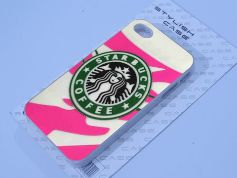 Starbuck Coffee font ice cream Phone case iPhone case Samsung Galaxy Case