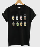 Starbucks drink T shirt