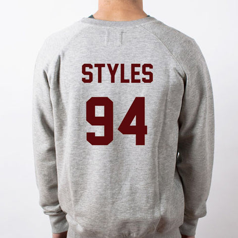 Styles 94 Sweatshirt Back