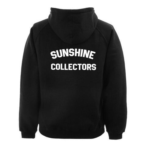 Sunshine collectors hoodie BACK