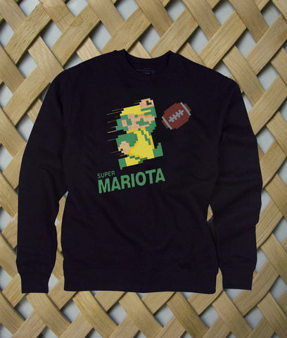 Super mariota sweatshirt