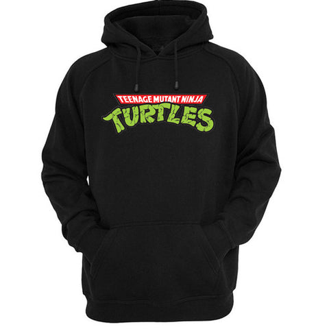 Teenage Mutant Ninja Turtles Logo hoodie