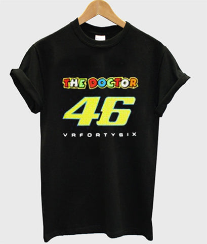 The Doctor 46 Valentino Rossi T shirt