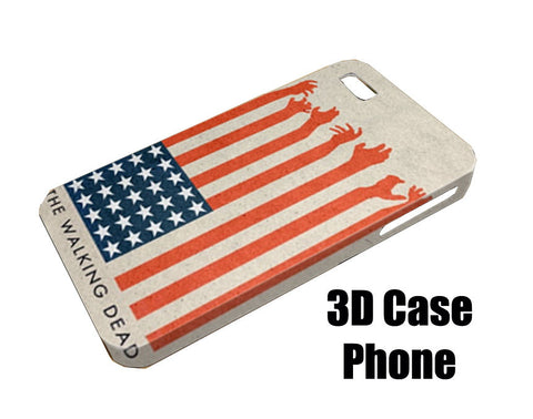 The walking dead Design 3D Case Phone case iPhone case Samsung Galaxy Case
