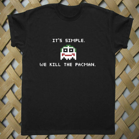 We Kill The Pacman T shirt