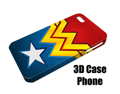 Wonder woman Design 3D Case Phone case iPhone case Samsung Galaxy Case